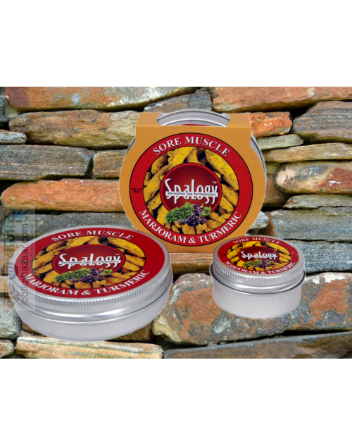 Spalogy Pain Relief Natural Sore Muscle Balm 30 GM