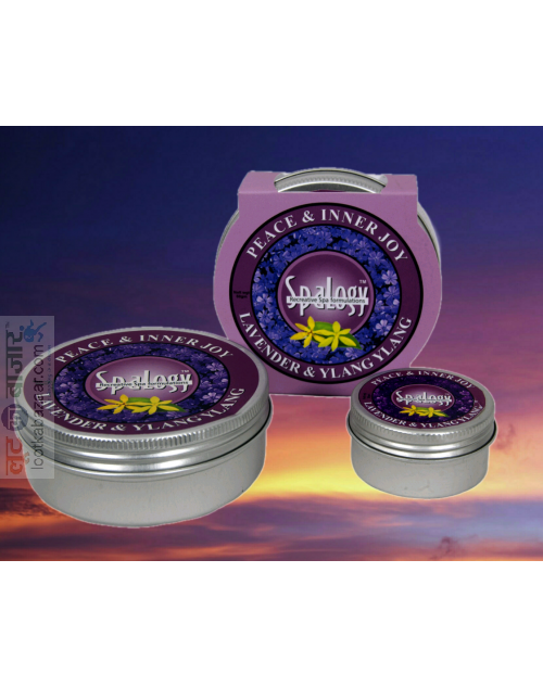 Spalogy Natural Peace & Inner Joy Balm 30 GM