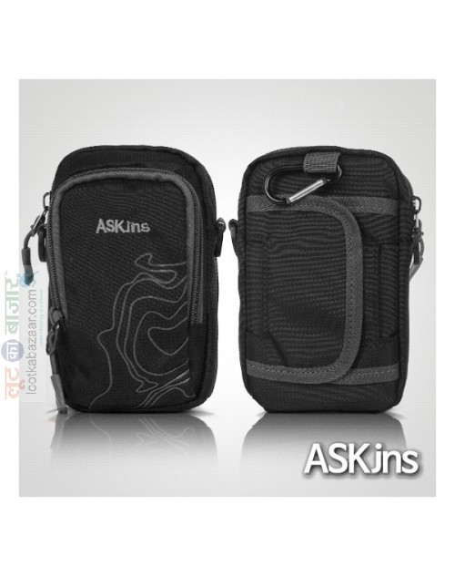 Lootkabazaar ASKjns Sports Camping Climbing Bag Wallet Pouch Purse Phone Case (MCPB002)