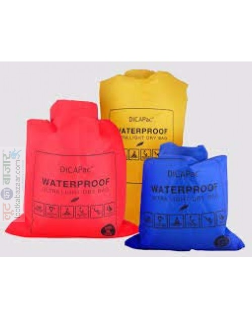 Waterproof Lightweight Compression Dry Bags - Pack of 2 (WPDB01)