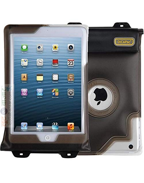 "Korean Made WP-i20m DiCAPac 100% Waterproof case for iPad Mini up to 7.9"" (WPMC04)"