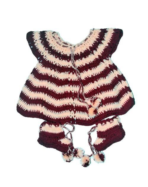 Handmade Woolen Baby Sweaters FS-1