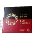 Korean Daily Impact Health Functional Food Red Ginseng (10ml x 30 Capsule) (GS05)