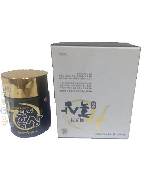 Korean Made Kokyu Gupo Black Ginseng 100g (GS03)