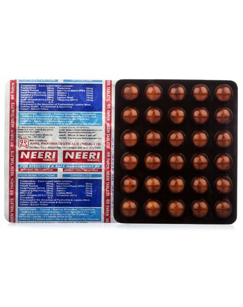 Aimil Neeri Tablets