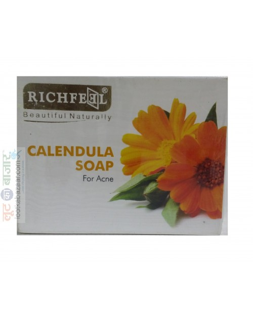 Calendula Soap For Acne