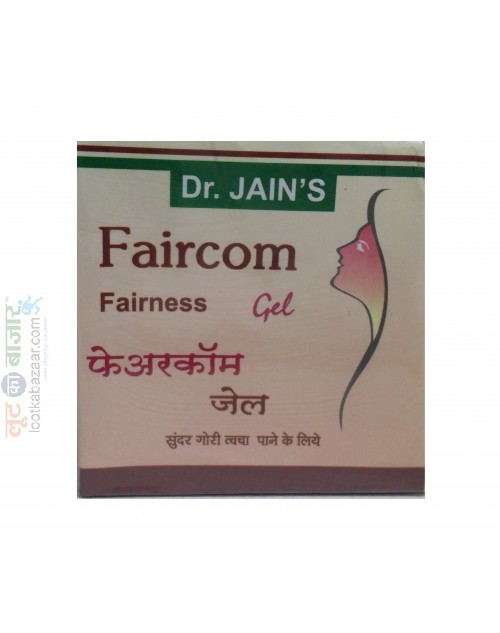 Dr. Jains Faircom Fairness Gel