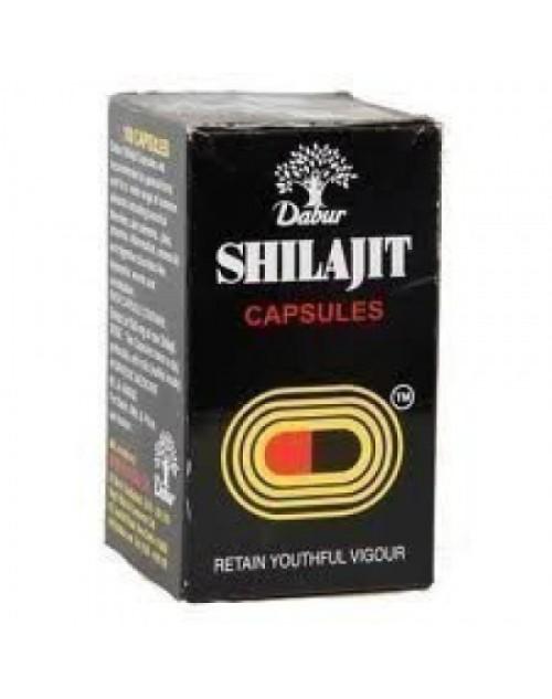Dabur Shilajit Capsules