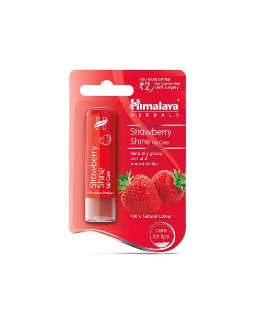 Himalaya Strawberry Shine Lip Care