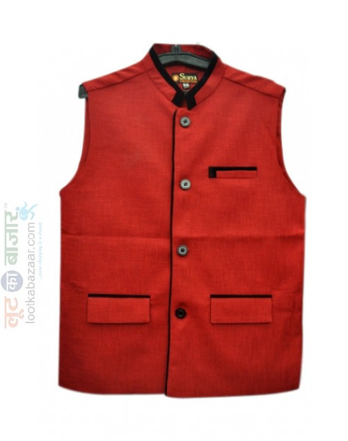 Jacket Red