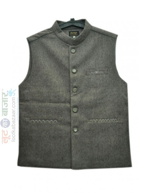 Jacket Grey with design