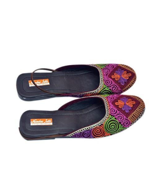 Teper Multicolored Sandal