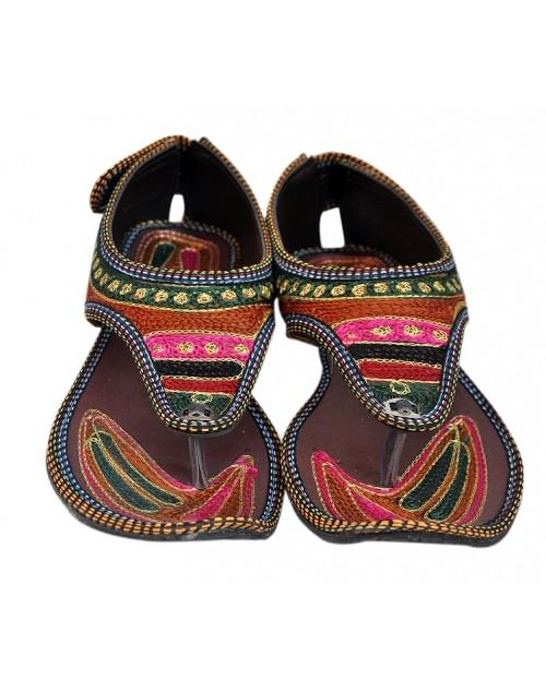 Leheria Wekro Sandal - Traditional
