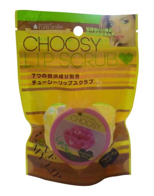 CHOOSY Lip Scrub - Chamomile Milk