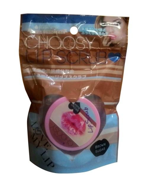 CHOOSY Lip Scrub - Brown Sugar