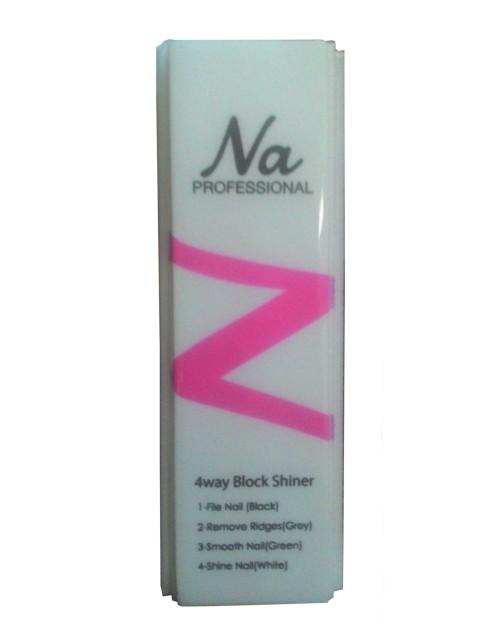 Na Professional 4 Way Block Shiner