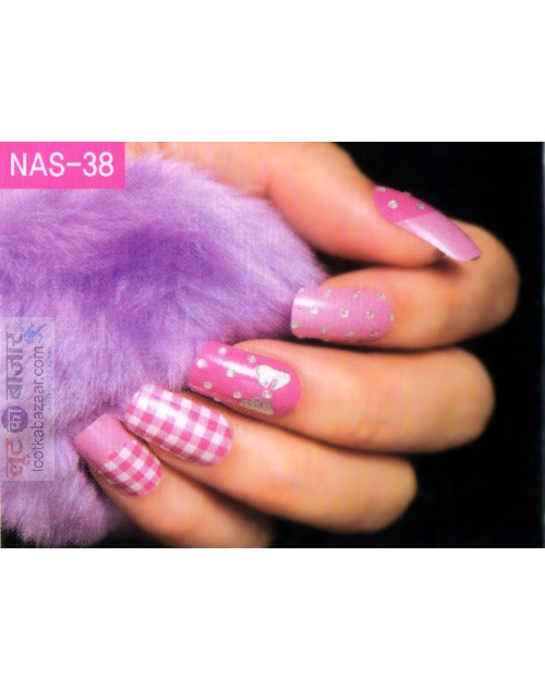 Nailart Stickers - NAS-38