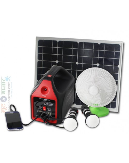 Dawon Solar Home System DW-1230 Full set